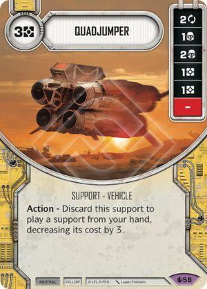 SW Destiny - Quadjumper