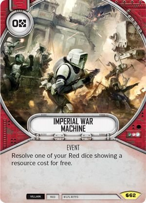 SW Destiny - Imperial War Machine