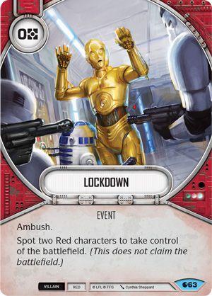 SW Destiny - Lockdown