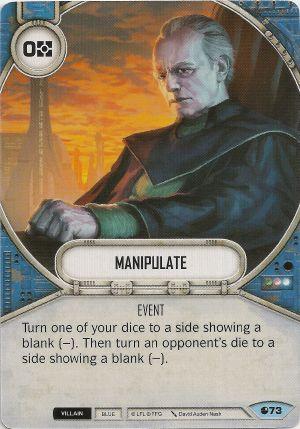 SW Destiny - Manipulate