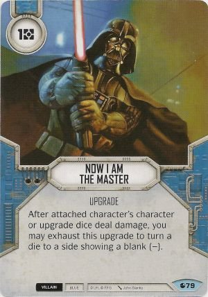 SW Destiny - Now I Am The Master