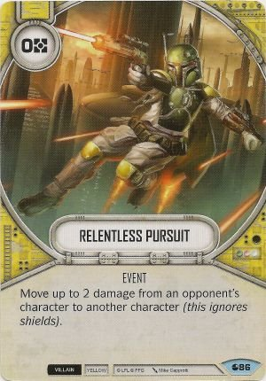 SW Destiny - Relentless Pursuit
