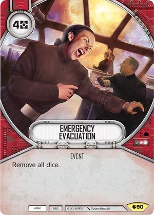 SW Destiny - Emergency Evacuation