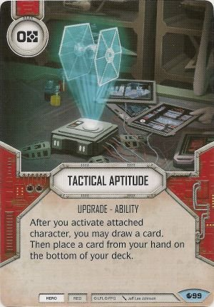 SW Destiny - Tactical Aptitude