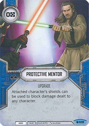 SW Destiny - Protective Mentor