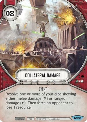 SW Destiny - Collateral Damage