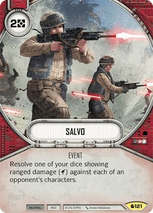 SW Destiny - Salvo