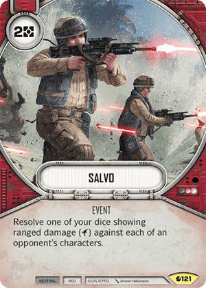 SW Destiny - Salvo