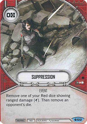 SW Destiny - Suppression