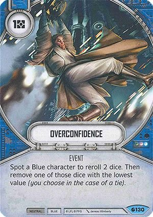 SW Destiny - Overconfidence