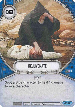 SW Destiny - Rejuvenate