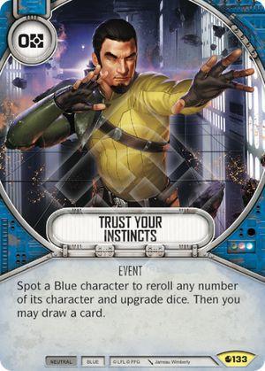SW Destiny - Trust Your Instincts