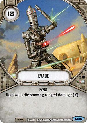 SW Destiny - Evade