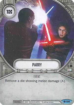 SW Destiny - Parry