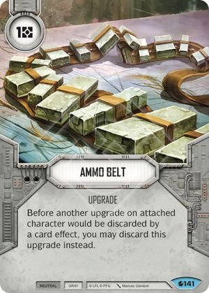 SW Destiny - Ammo Belt