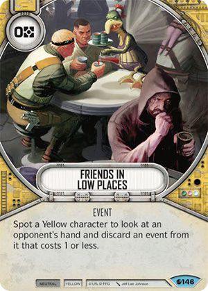 SW Destiny - Friends in Low Places