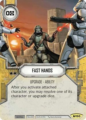 SW Destiny - Fast Hands