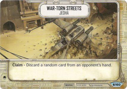SW Destiny - War-Torn Streets Jedha