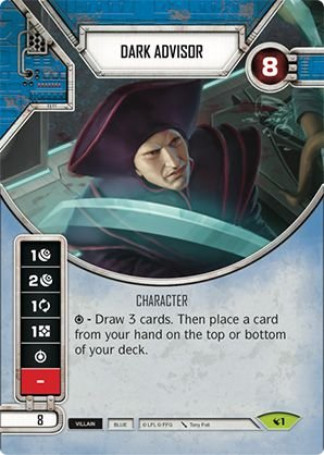 SW Destiny - Dark Advisor