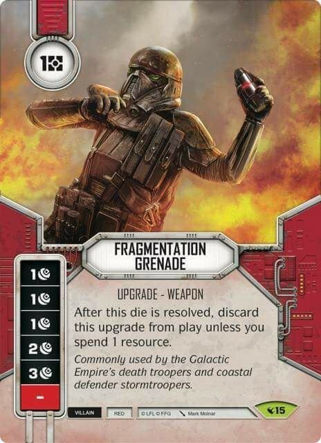 SW Destiny - Fragmentation Grenade