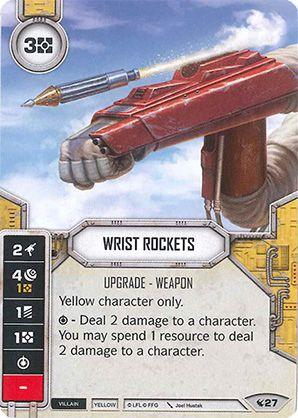 SW Destiny - Wrist Rockets