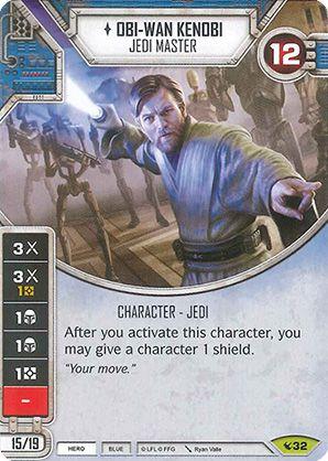 SW Destiny - Obi-Wan Kenobi Jedi Master