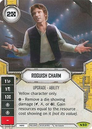 SW Destiny - Roguish Charm