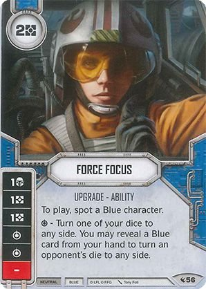SW Destiny - Force Focus
