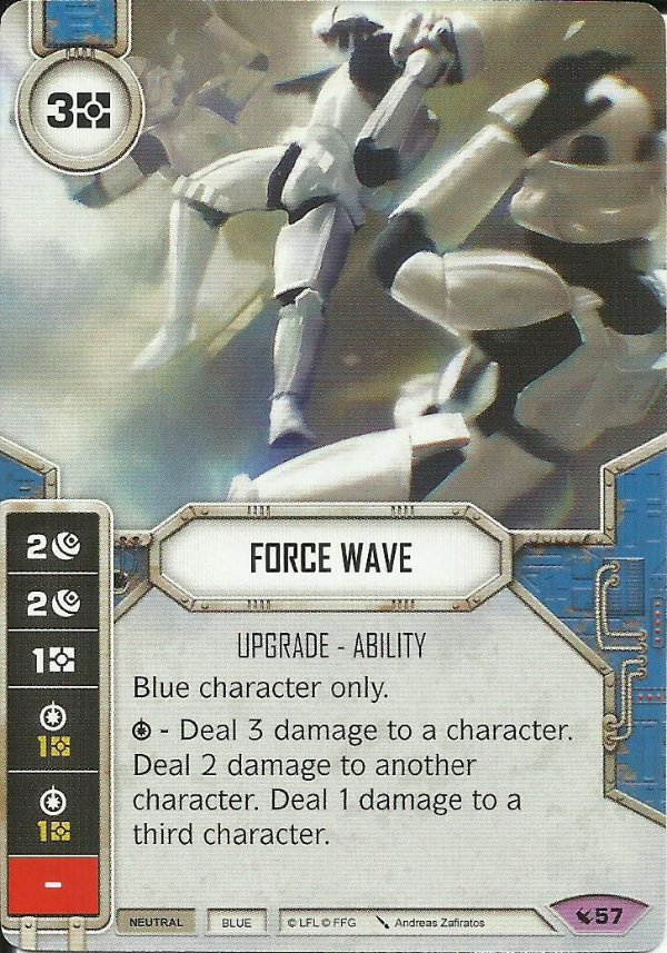 SW Destiny - Force Wave