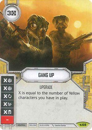SW Destiny - Gang Up