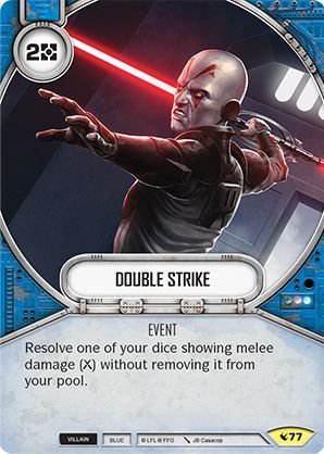 SW Destiny - Double Strike