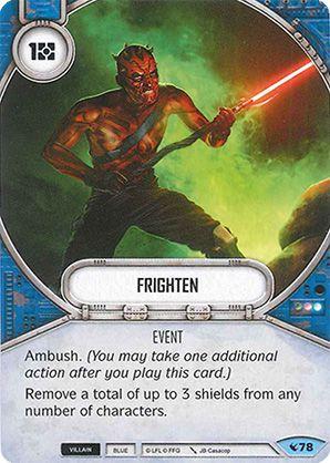 SW Destiny - Frighten