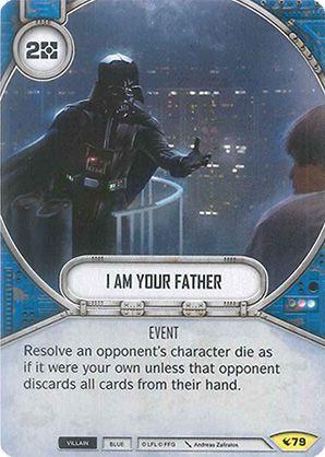 SW Destiny - I Am Your Father