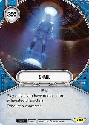 SW Destiny - Snare