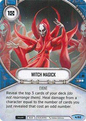 SW Destiny - Witch Magick