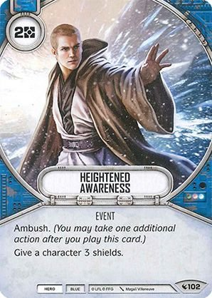 SW Destiny - Heightened Awareness