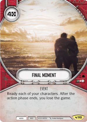 SW Destiny - Final Moment