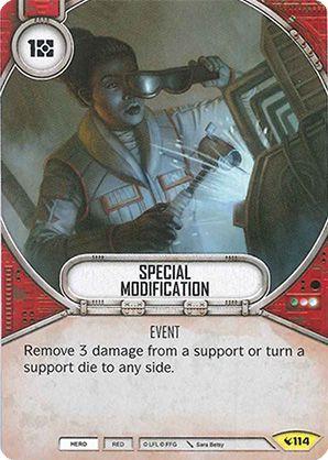 SW Destiny - Special Modification