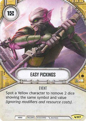 SW Destiny - Easy Pickings
