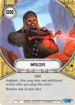 SW Destiny - Impulsive