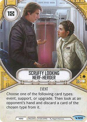 SW Destiny - Scruffy Looking Nerf-Herder