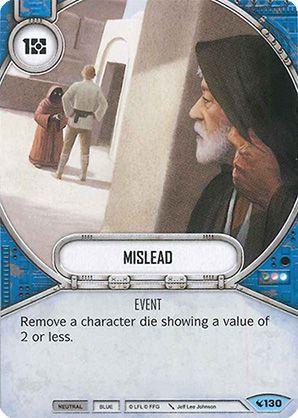 SW Destiny - Mislead