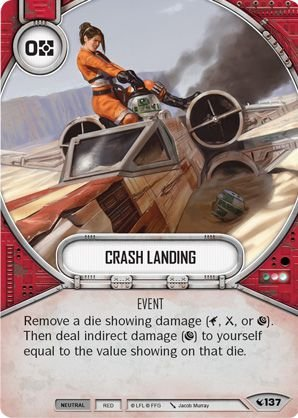 SW Destiny - Crash Landing