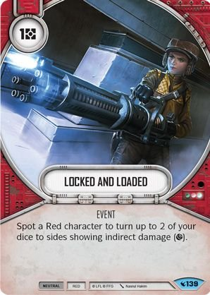 SW Destiny - Locked and Loaded