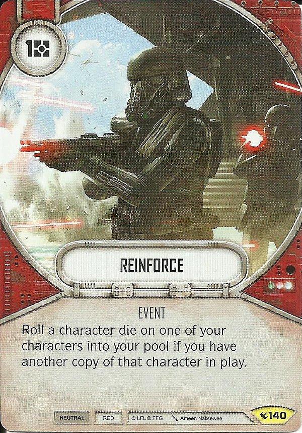 SW Destiny - Reinforce
