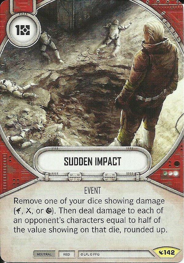 SW Destiny - Sudden Impact