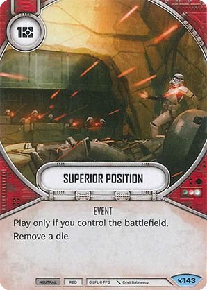 SW Destiny - Superior Position