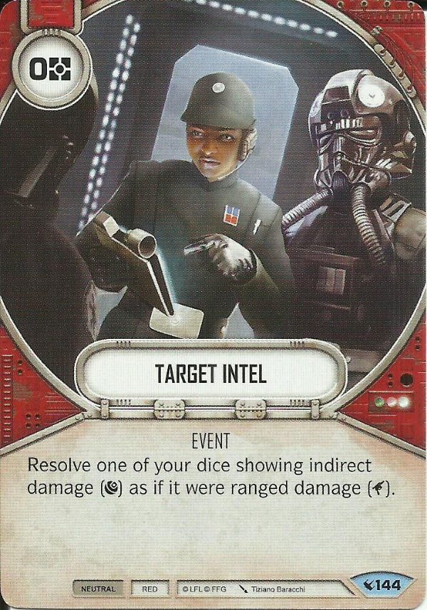 SW Destiny - Target Intel