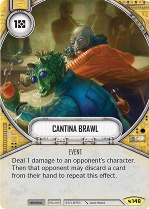 SW Destiny - Cantina Brawl