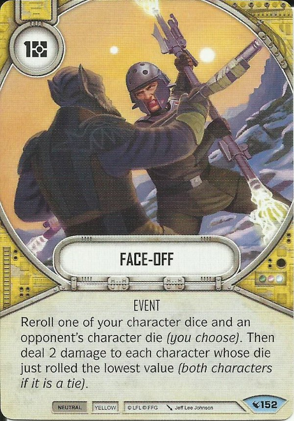 SW Destiny - Face-Off
